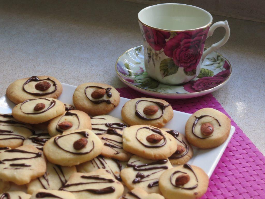 עוגיות נרמין - טעימות נימוחות ונחטפות במהירות