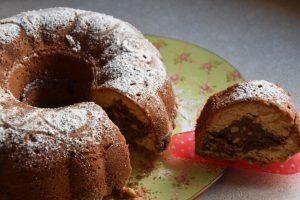 עוגה טעימה ומטריפה - לקפה