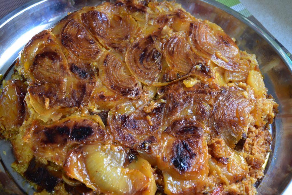 מטאבג - תבשיל בשר אורז מסורתי עירקי