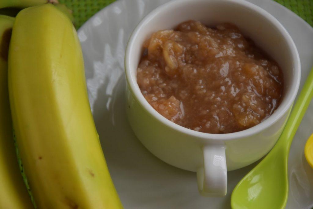 קונפיטורה/ממרח בננות עם קרם קוקוס - אקזוטי - מתכון מקורי דינה דיש