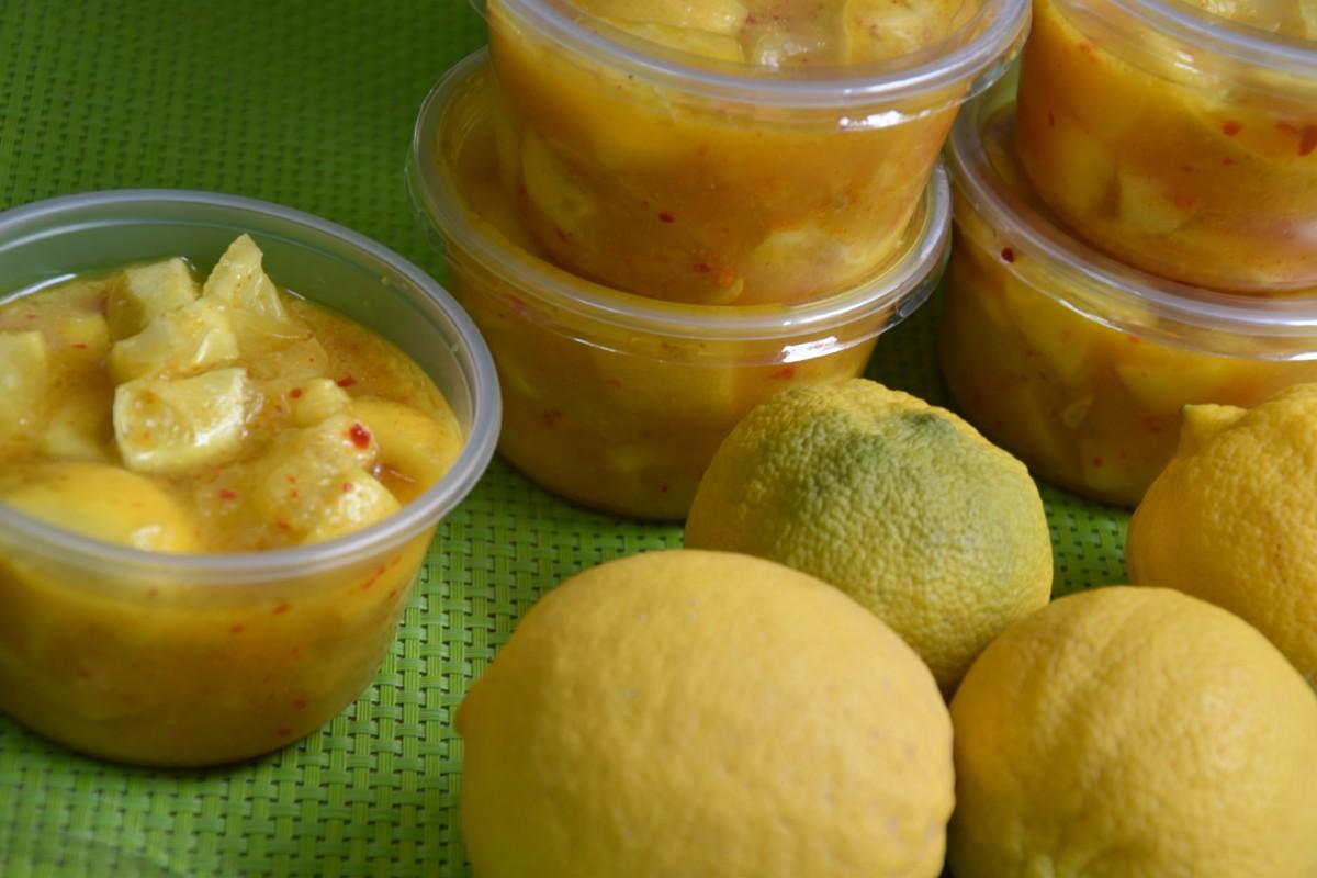 לימון כבוש אספרס