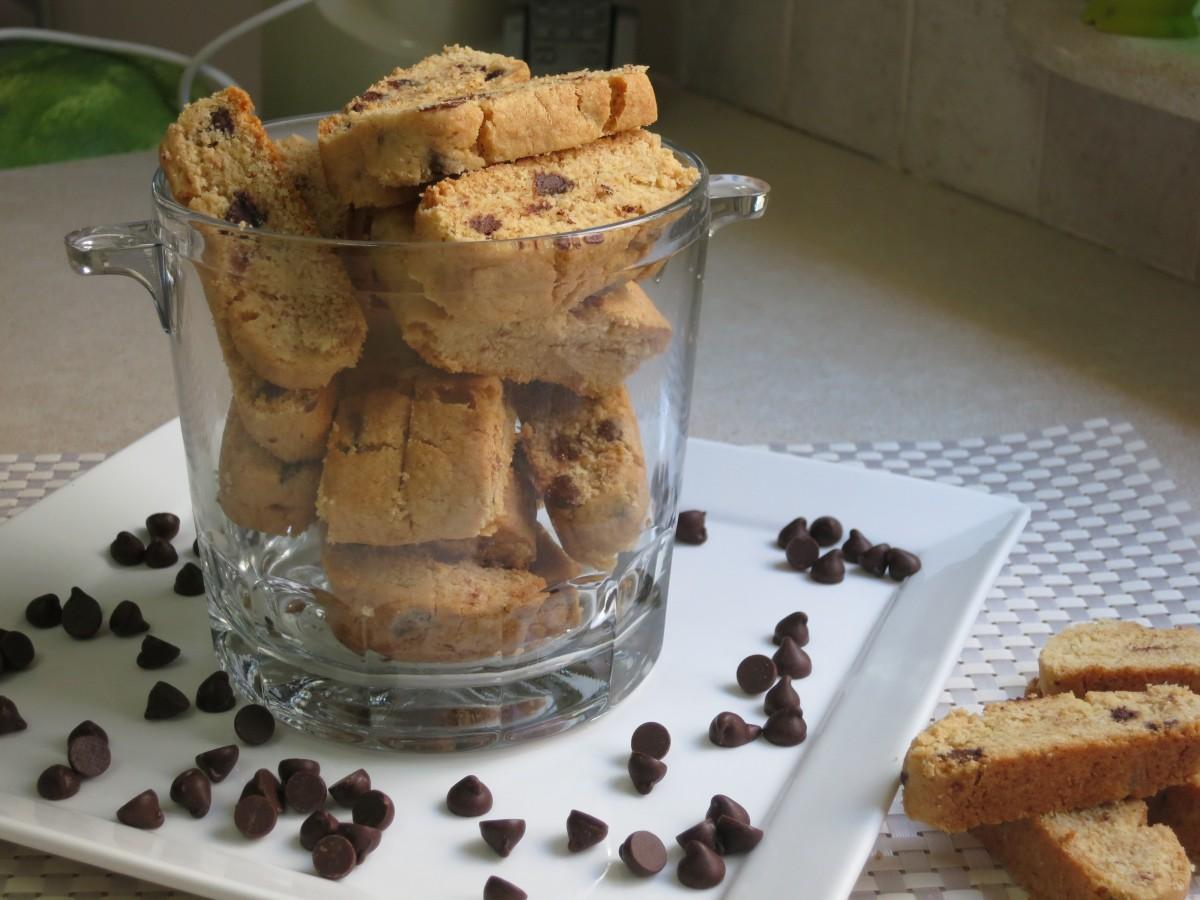 עוגיות שוקונצ'יני - פרווה