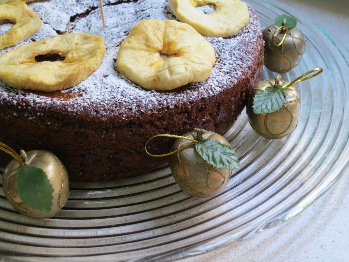 עוגת דבש מסורתית - דינה דיש