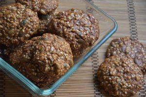 עוגיות בריאות דינה דיש