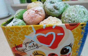 עוגיות גוון המעמול - דינה דיש