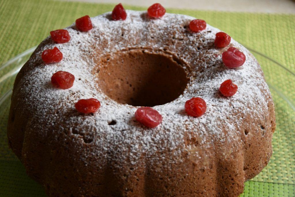 עוגת אינגליש קייק - דינה דיש