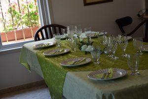 השולחן הירוק - לארוח - דינה דיש