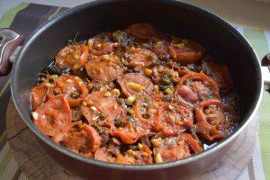 אינגריי - מוסקה עירקית - מתכון מבית סבתא ואמא מחצילים בשר עגבניות