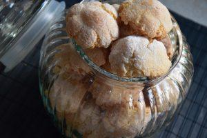 עוגיות שקדים לפסח - דינה דיש