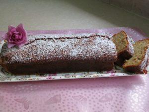 עוגת בננות שוקולד - פרווה דינה דיש