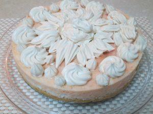 עוגת תות שדה - נוסטלגית דינה דיש