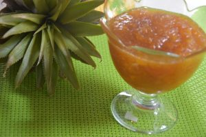 קונפיטורת אננס - גרידות לימון תפוז - מתכון מקורי דינה דיש